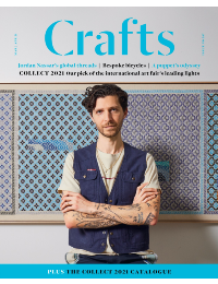 Back Issue - March/April 2021<p class='normal centreme'>The Movement Issue<div class='normal backissuetitle'><span class='backissuetext'>Meditations on migration through textiles and the art of bespoke bicycle-making</span></div></p>